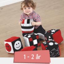 Legetøj 1-2 år
