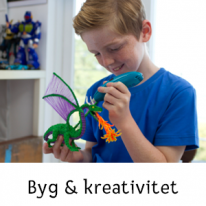 Byg & kreativitet