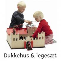 Dukkehus & legesæt