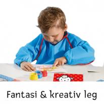 Fantasi & kreativ leg