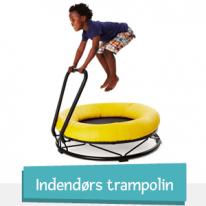 Indendørs trampolin