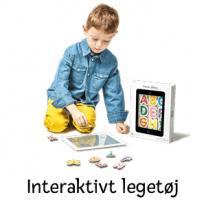 Interaktivt legetøj