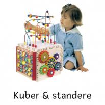 Kuber & standere