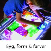 Byg, form & farver