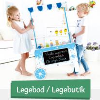 Legebod / Legebutik