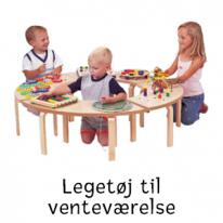 Legetøj til venteværelse