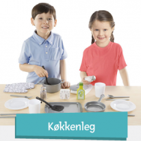 Melissa & Doug - Køkkenleg