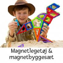 Magnetlegetøj & magnetbyggesæt