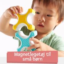 Magnetlegetøj til små børn