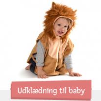 Udklædning til baby
