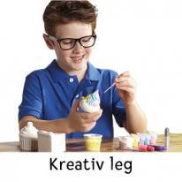 Kreativ leg