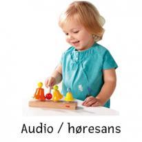 Audio / høresans
