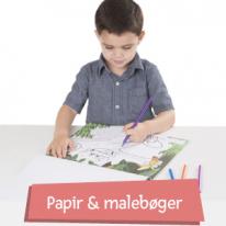 Papir & Malebøger