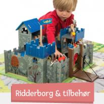 Ridderborg & tilbehør