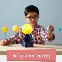 Solsystem legetøj