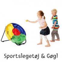 Sportslegetøj & gøgl