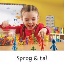 Sprog & tal