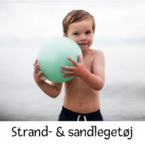 Strand- & sandlegetøj