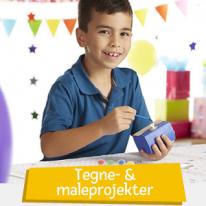 Tegne- & Maleprojekter