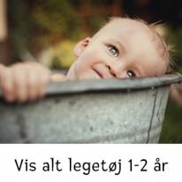 Vis alt legetøj 1-2 år
