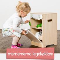 mamamemo - Legekøkken
